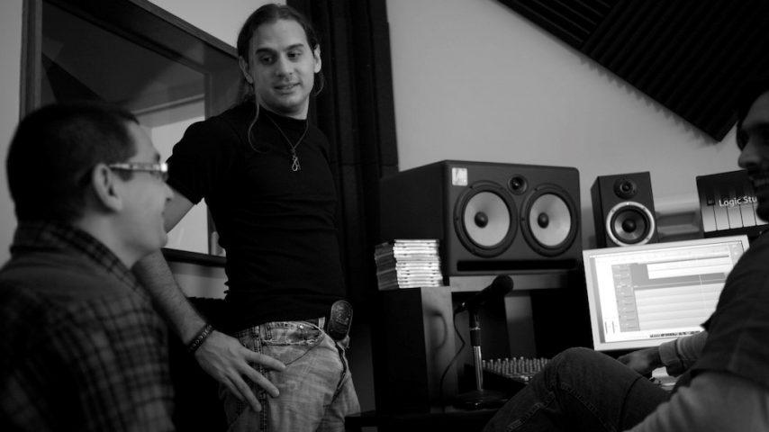 Alejandro Zavala moda retratos musico